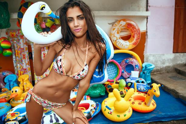 Мода купальники 2014