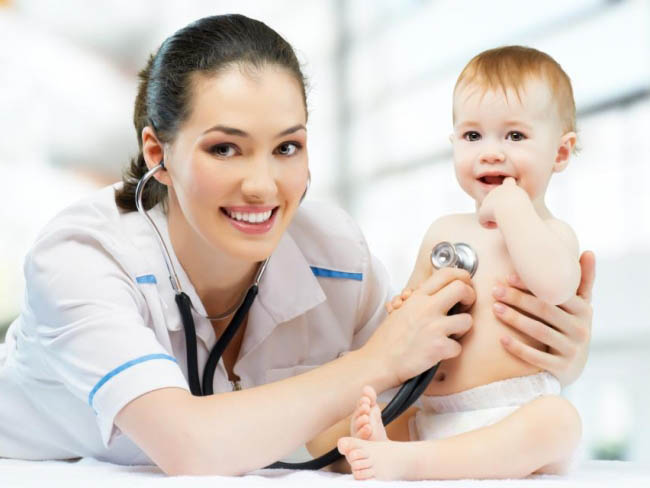 Педиатр для ребенка
