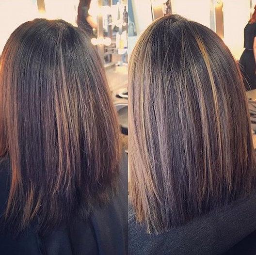 Сухая стрижка волос - техника