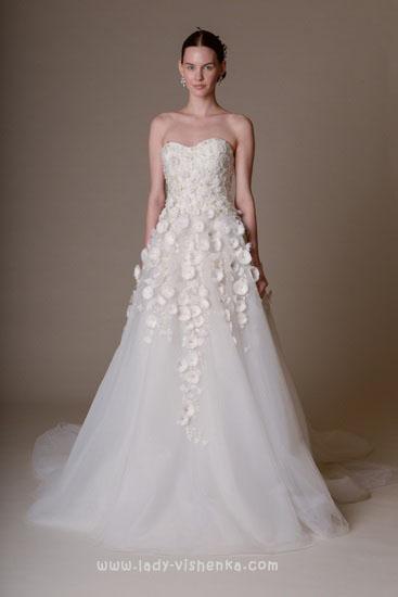 Самые красивые свадебные платья Marchesa