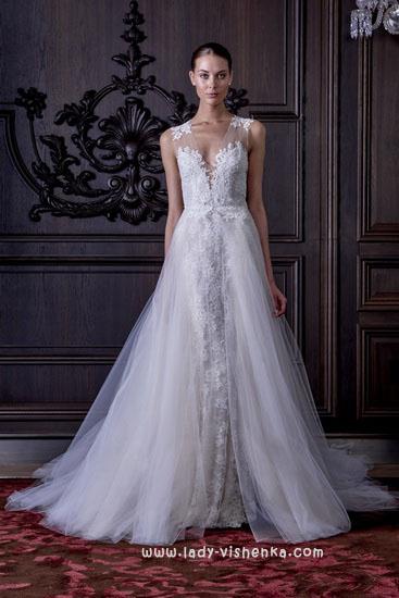 Самые свадебные платья Моник Люлье