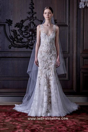 Свадебные платья - новинки от Моник Люлье
