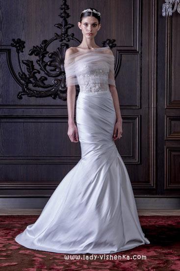 Модные свадебные платья 2016 - Моник Люлье