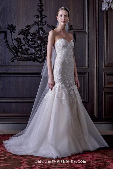 Сайт свадебных платьев - Моник Люлье