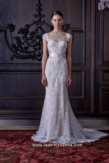 Свадьба - свадебные платья Моник Люлье
