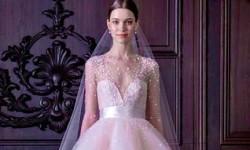Новинки свадебных платьев 2016 - Моник Люлье