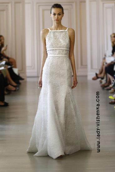 Сваденые платья 2016 Oscar De La Renta