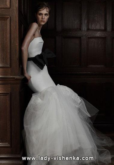 Свадебные платья 2016 фото - Вера Вонг