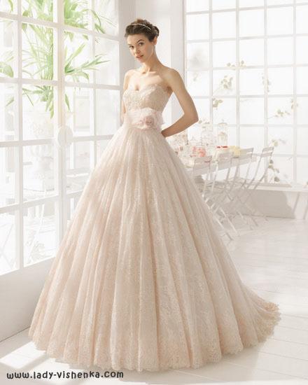 Свадебные платья самые нежные