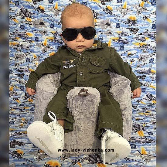 Костюм солдата для малыша