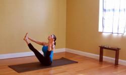 Обучение балансу в йоге для начинающих