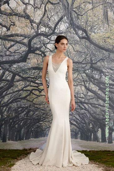 Самые красивые свадебные платья Nicole Miller