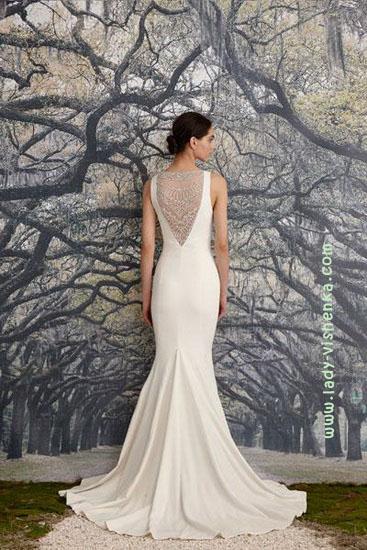 Самые красивые свадебные платья фото Nicole Miller