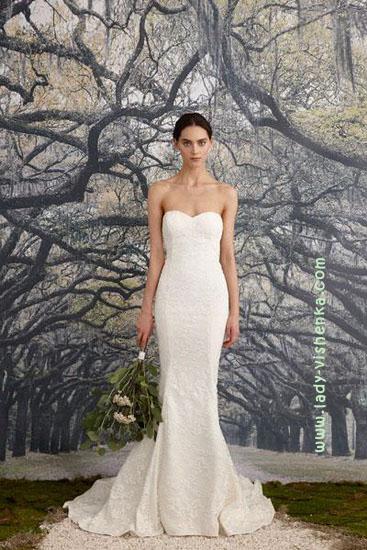 Свадебные платья 2016: фото - новинки Nicole Miller