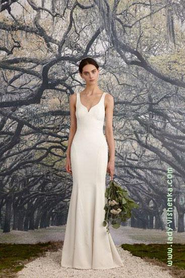 Сайт свадебных платьев Nicole Miller