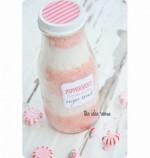 Мятный сахарный скраб для тела своими руками
