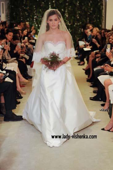 Свадебные платья 2016 фото