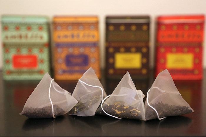 Зеленый чай - детокс вода