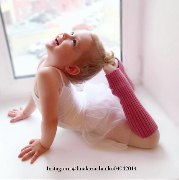 Фото ребенка - новые навыки