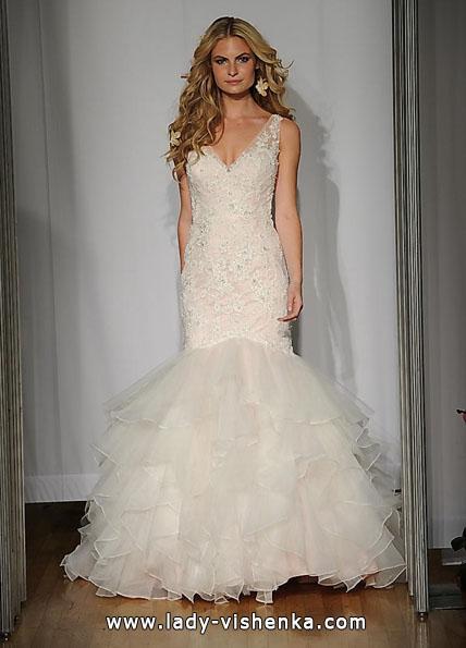 Свадебное платье рыбка - Mori Lee