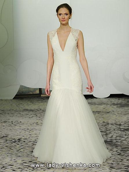 Свадебное платье рыбка - Rivini