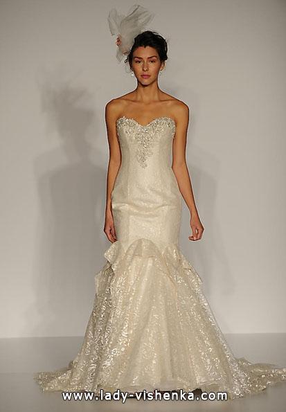 Свадебное платье рыбка - Sottero and Midgley