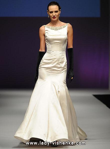 Свадебное платье рыбка - Yumi Katsura