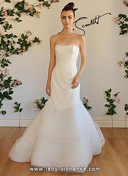 Свадебное платье рыбка - Austin Scarlett