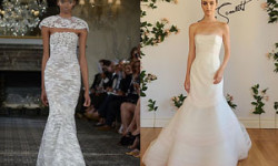 Свадебное платье рыбка, русалочка