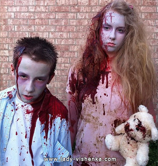 Костюмы на Хэллоуин для детей