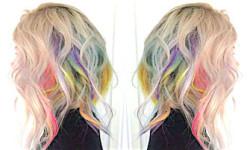 Голографические волосы - статья