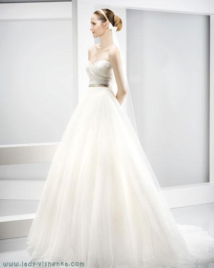 Самые красивые свадебные платья Jesus Peiro