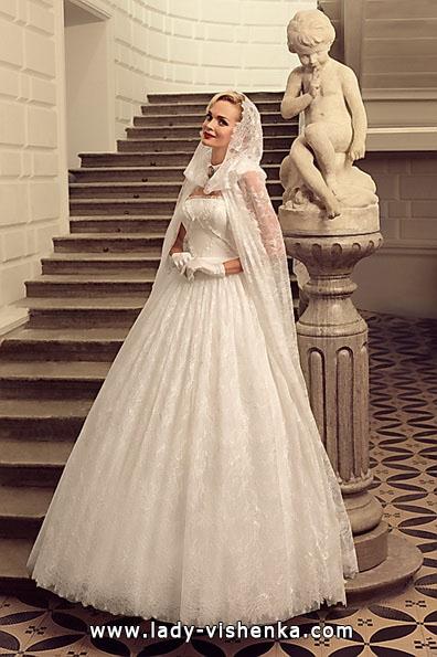Свадебное платье пышное с кружевом - Tatiana Kaplun