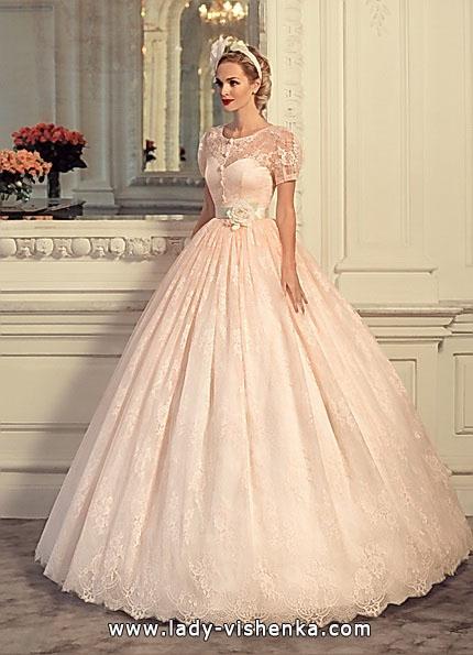Свадебное пышное кружевное платье - Tatiana Kaplun