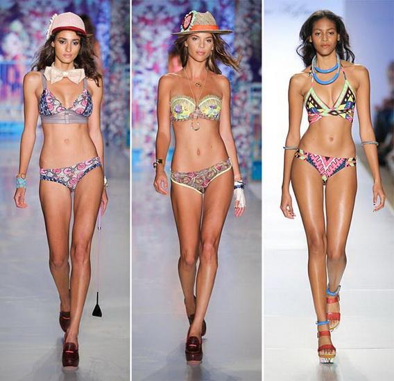 Купальники мода 2015