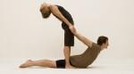 Картинки - йога для двоих