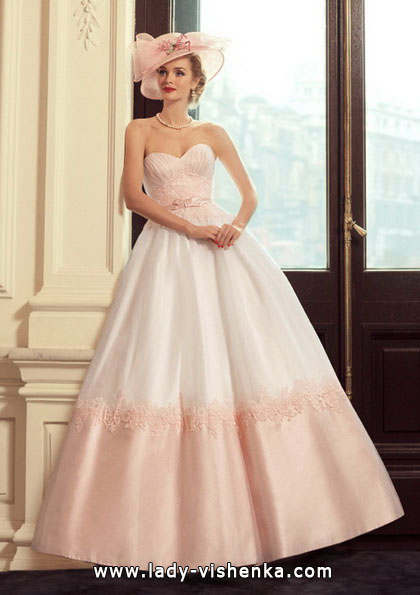 Розовое свадебное платье - Tatiana Kaplun