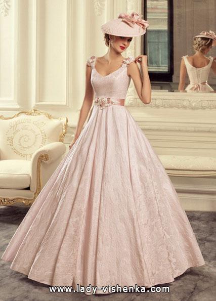 Свадебное платье розового цвета - Tatiana Kaplun