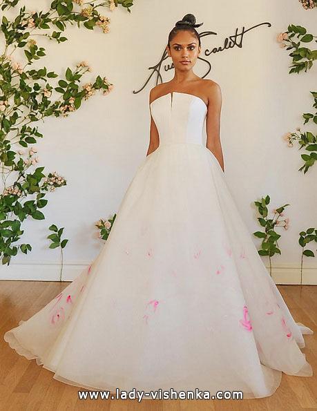 Розовое свадебное платье 2016 - Austin Scarlett