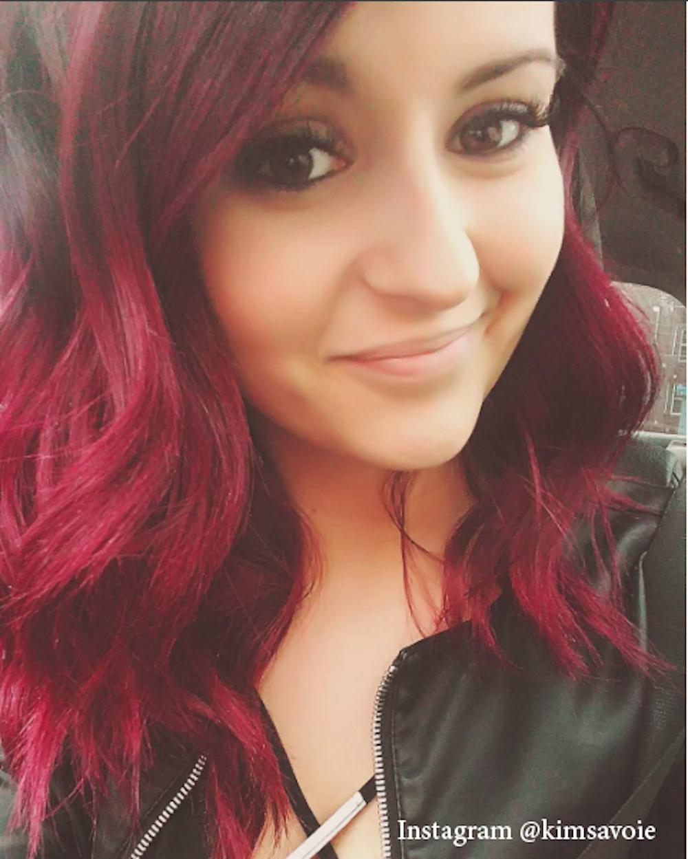 1. Розовый цвет волос