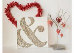 Подарок на 14 февраля своими руками (знак любви)