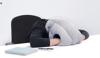 Статья про подушку для путешествий