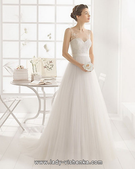 Свадебное платье принцесса фото - Aire Barcelona