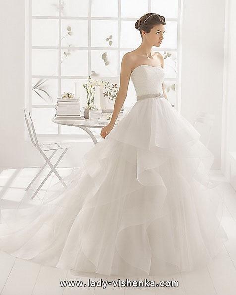 Свадебное платье в стиле принцесса - Aire Barcelona