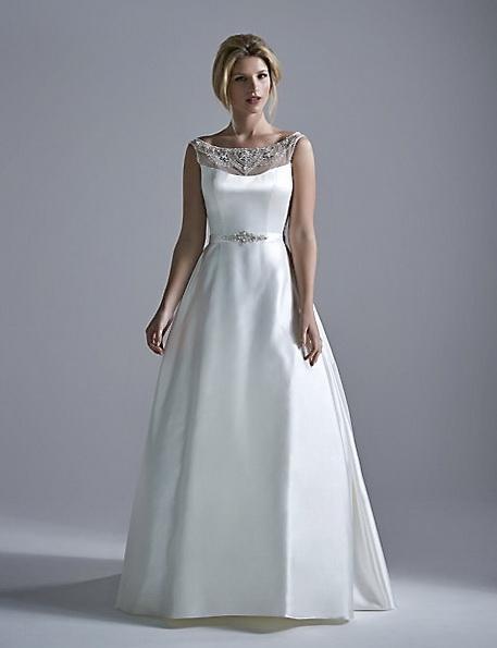 Свадебное платье принцессы 2016 - OPULENCE