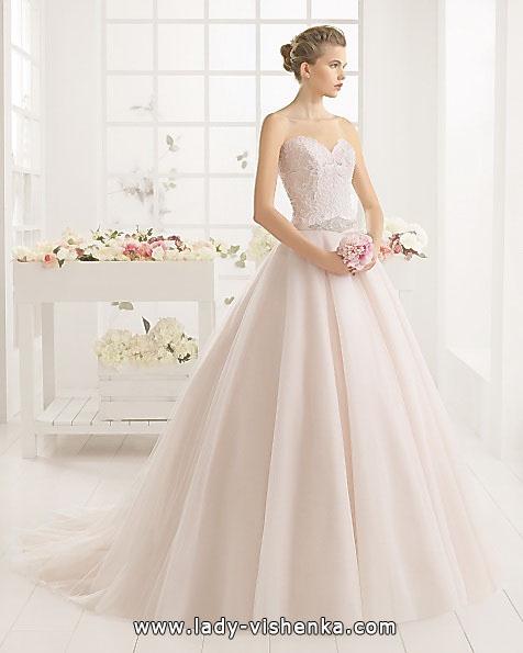 Свадебное платье принцессы фото - Aire Barcelona