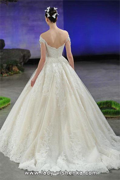 Свадебное платье принцессы - Ines Di Santo