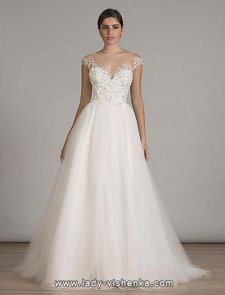 Свадебное платье принцессы 2016 - Liancarlo