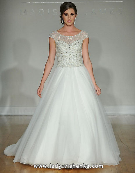 Свадебное платье принцессы 2016 - Allure