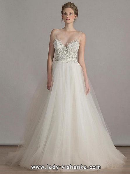 Свадебное платье в стиле принцесса - Liancarlo
